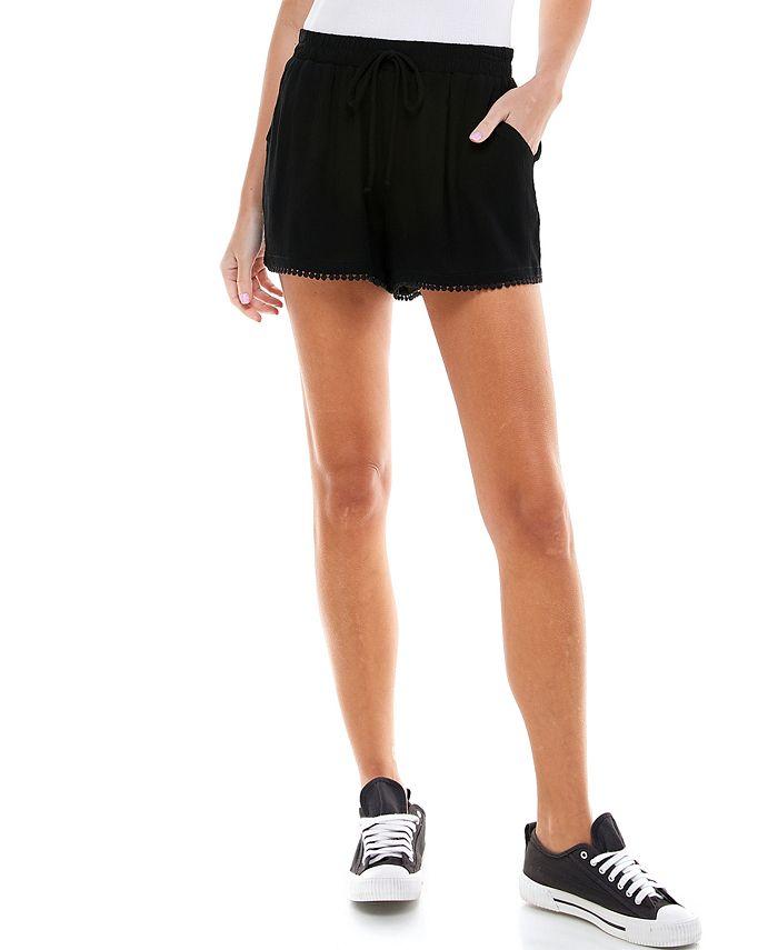 Be Bop - Juniors' Pom Pom Shorts
