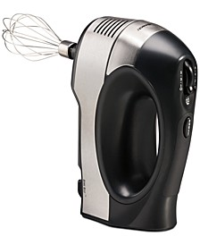 Performance 6-Speed Hand Mixer with QuickBurst™ Button