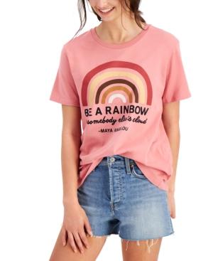 Juniors' Maya Angelou T-Shirt