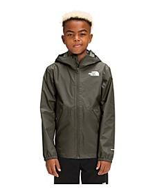 Big Boys Zip Line Rain Jacket, Set of 3