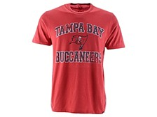 Men's Tampa Bay Buccaneers Union Arch Franklin T-Shirt