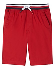 Big Boys Knit Waistband Pull-on Short