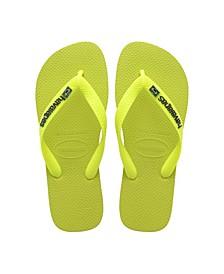 Women's Brazil Layers Flip Flop Sandals