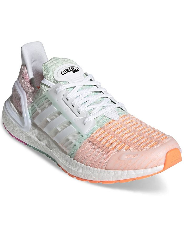 Men's UltraBOOST DNA ClimaCool Running Sneakers from Finish Line