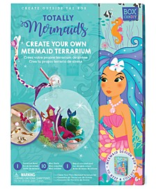 Totally Mermaids Create Your Own Mermaid Terrarium