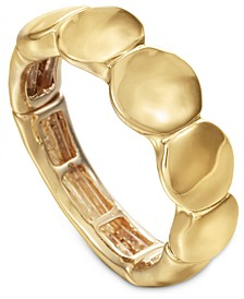 Gold-Tone Multi-Circle Stretch Ring, Created for Macy's