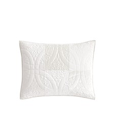 Wedding Rings 100% Cotton King Sham, Created for Macy's