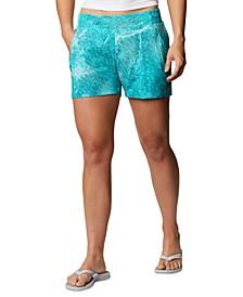 Plus Size PFG Tidal II Adjustable-Waist SPF Shorts