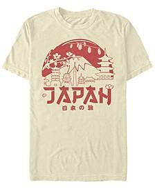 Men's Japan Horizon Short Sleeve Crew T-shirt