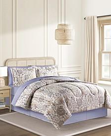 Inez Reversible 8-Pc. Comforter Sets