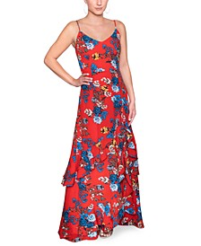 Thea Tiered Maxi Dress