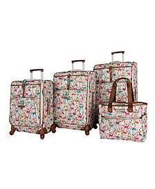 Softside 4-Pc. Luggage Set