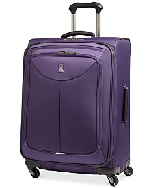 """CLOSEOUT! 65% OFF Travelpro WalkAbout 2 25"""" Expandable Spinner Upright (Created for Macy's)"""