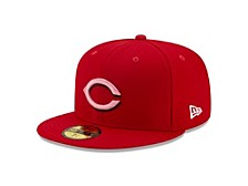 Cincinnati Reds 2021 Mother's Day 59FIFTY Cap
