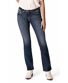 Women's Suki Slim Bootcut Jeans