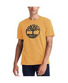 Men's Kennebec River Tree Logo Short Sleeve T-shirt