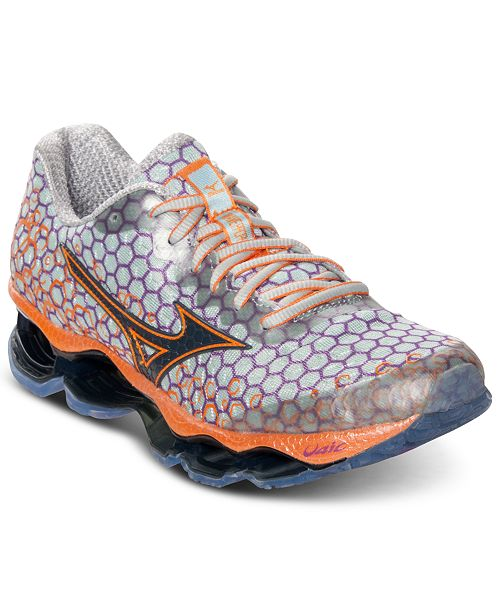 Mizuno Women's Wave Prophecy 3 Running Sneakers from Finish Line