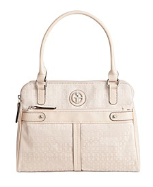 Annabelle Signature Swagger Satchel, Created for Macy's