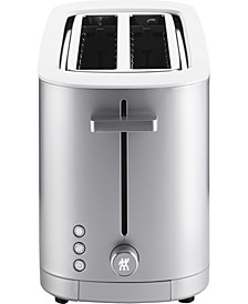 Enfinigy® Stainless Steel 2 Slot Toaster