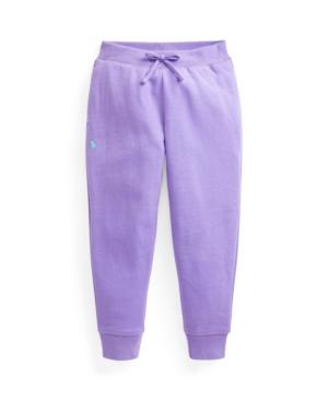 Polo Ralph Lauren Clothing LITTLE GIRLS FLEECE JOGGER