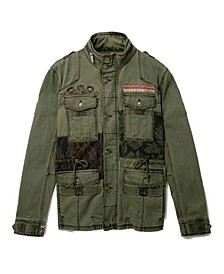 Men's Ethnic Military inspired Jacket