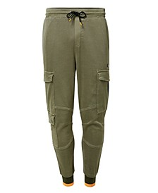 Men's Slim Trousers Cargo Joggers