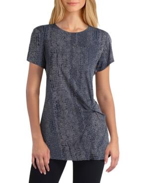 Women's Twist Front Pullover Top