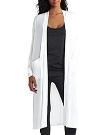 Women's Open front Long Sleeves Cardigan