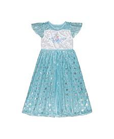 Little Girls Fantasy Gown