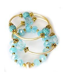 Women's Baby Darlin Bracelet Set, 4 Pieces