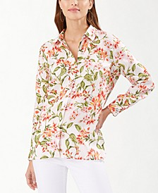 Petal Of Honor Button-Up Shirt