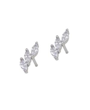 Petal Climbing Earrings