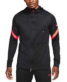 Men's Dri-FIT Strike Full-Zip Hooded Soccer Jacket