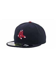 New Era Boston Red Sox Authentic Collection 59FIFTY Hat