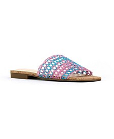 Women's Rilane Slide Sandals