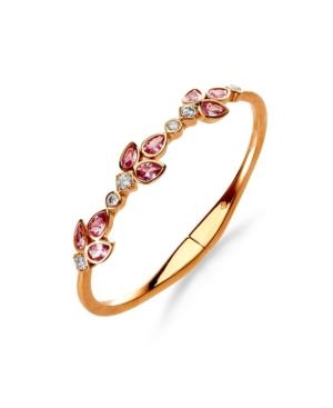 Rose Gold Plated Hinge Bracelet
