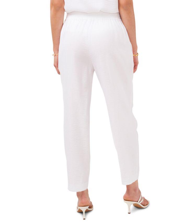 Vince Camuto Straight-Leg Pull-On Pants & Reviews - Pants & Capris - Women - Macy's
