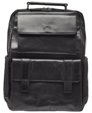 """Men's Rfid Secure Pocket for 15.6"""" Laptop Bag"""