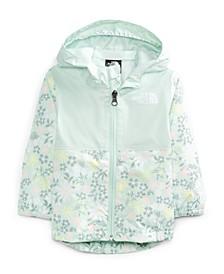 Baby Girls Zipline Rain Jacket