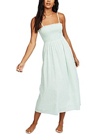 Women's Baja Breeze Cotton Midi Dress