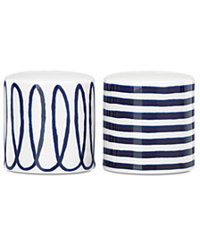 kate spade new york Charlotte Street Salt & Pepper Set