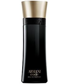 Armani Code Eau de Parfum Spray, 6.7-oz.