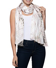 INC Tie-Dyed Pashmina Wrap, Created for Macy's