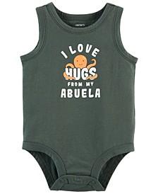 Baby Boys Hugs From My Azuela Bodysuit