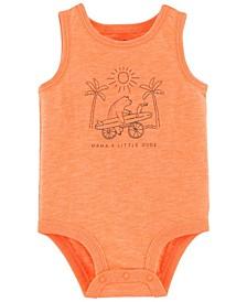 Baby Boys Mama's Dude Bodysuit