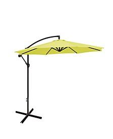 10' Outdoor Patio Cantilever Offset Umbrella