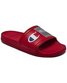 Big Kids IPO Jock Tag Slide Sandals from Finish Line