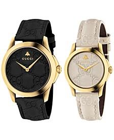 Women's & Unisex Swiss G-Timeless Watch Collection