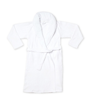 Men's Terry Cloth Weighted Robe