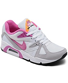 Women's Air Structure Casual Sneakers from Finish Line
